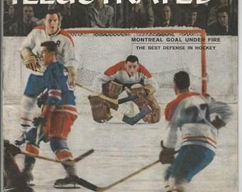 Vintage February 17, 1958 Sports Illustrated Magazine