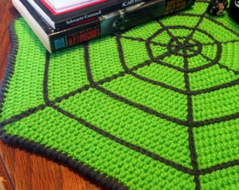 Spider Web Table Mat