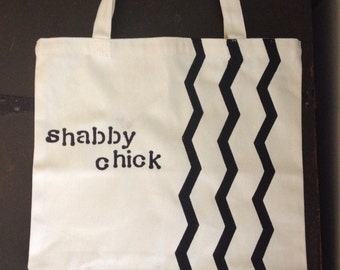 Tote Bag- Shabby Chick