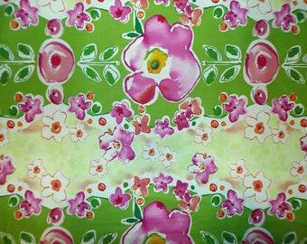 Happiness Sweet Symphony Kathy Davis 100% Cotton Fabric #654