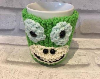 Frog Mug Cozy