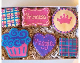 Personalized Princess Box