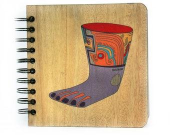"Plywood Notebook ""Ecuador""-  limited edition"