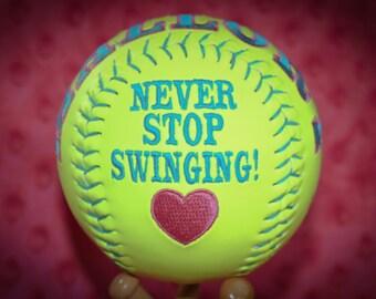 Add additional info to softball/baseball