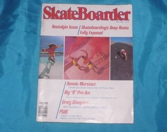 Skateboarder Magazine May 1980