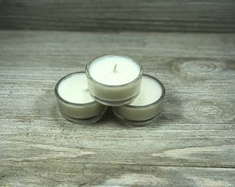 Tea Light sample candles