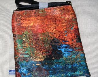 soild purse with my design