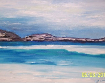 South Seas scene 1