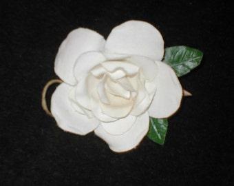 Vintage ESCADA Gardenia Flower