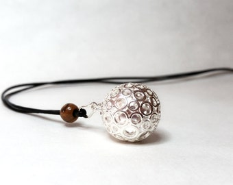 Harmony ball necklace, Bola necklace, Pregnancy necklace, Angel caller, pregnancy gift  jewelry, Bola