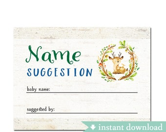suggested names etsy