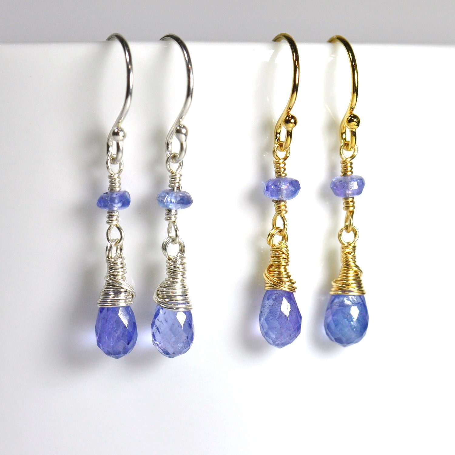 birthstone product earrings december