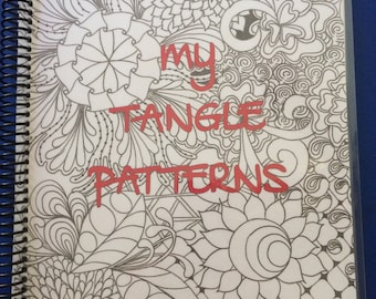 Zentangle  My Pattern Book