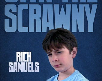 Own the Scrawny - Signed & Personalized