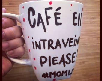 The /tisane coffee mug