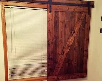 Small wood door   Etsy