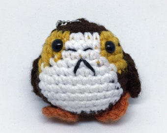 Amigurumi - Star Wars Inspired - Porg