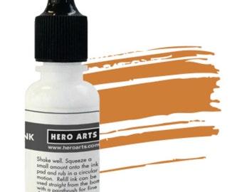 Hero Arts Caramel Hybrid Reinker NK332