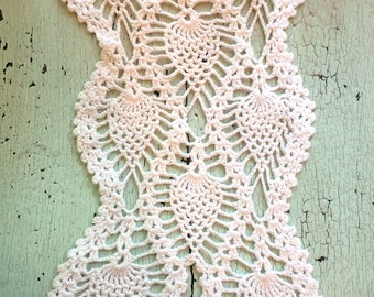 Crocheted Textile