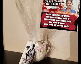 The Walking Dead Carols Cookies Melissa McBride Bath Bomb