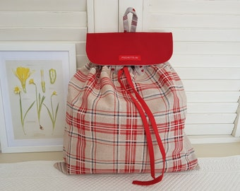 Scottish bread bag