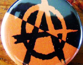 ANARCHO-MUTUALISM #1  pinback buttons badges pack!