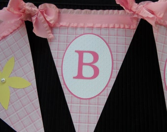 Custom Party Banner