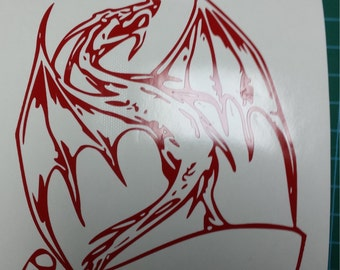 Dragon Decal
