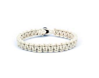 Mens Bracelet, Thick Bracelet, Natural Bracelet, Surfer Bracelet