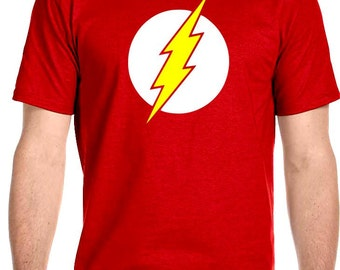 The Flash T-Shirt Sheldon Cooper