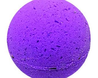 Lavender Petals Large Bath Bombs 5oz / Ready To Ship!!