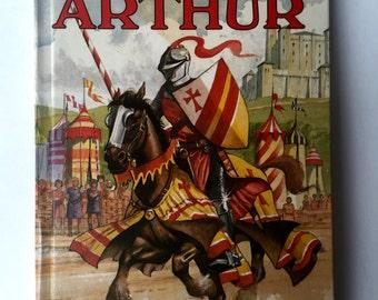 """Children's Book, """"King Arthur"""", Ladybird Books"""