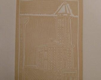 Smith Tower Sandstone 1/1