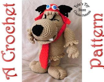 Muttlie A Crochet Pattern by Erin Scull