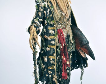 Davy Jones - Custom coat