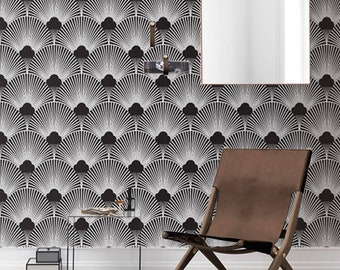 Removable wallpaper/Wallpaper/Peel and Stick/Self adhesive wallpaper/Modern Wallpaper /Creative patern S121