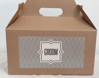 Custom Groom Gift Box, Custom gift for groom, groom, gift box, personalized grooms gift, gifts for men, custom gift box, groom gift