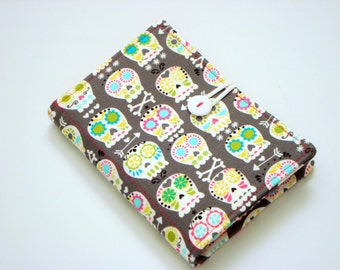 Honey Do List, Grocery List Taker/ Comes with- Note Pad and Pen-Bonehead Sugar Skull