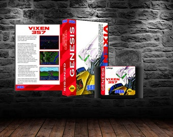 Vixen 357 - Pilot your Robot Amy in this exciting Strategy RPG - GEN - English Translation