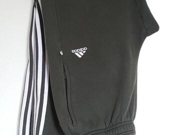 Vintage 90s Adidas track 70% cotton size s.