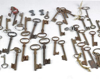 Skeleton Keys // Bulk Skeleton Keys