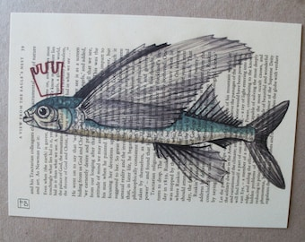 Flying Fish_Print