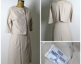 1960s Vogue Paris Original Wool Set