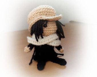 Yoite Amigurumi doll