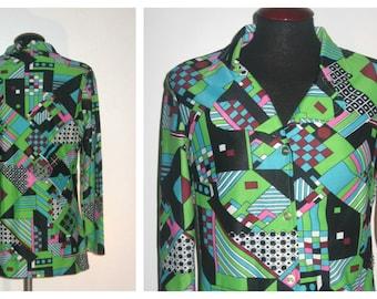 VTG  70s shirt /tunic