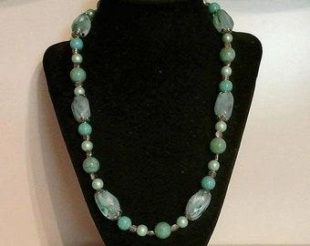 Jade Beaded Jewelry Set
