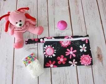 Wetbag,Mama Cloth Bag,Cosmetic Bag,Cloth Diaper Bag,Wet Bag,Travel Wetbag,Toy Bag,Pool Bag,Floral Wetbag,PUL Bag,Wet Dry bag,Wet Bikini Bag