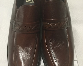 Vintage Roblee Men shoe ( Brown size 9.5 C/A)-Loafers