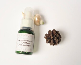Nails - nourishing and restorative serum