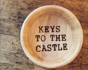 Keys To The Castle Bowl